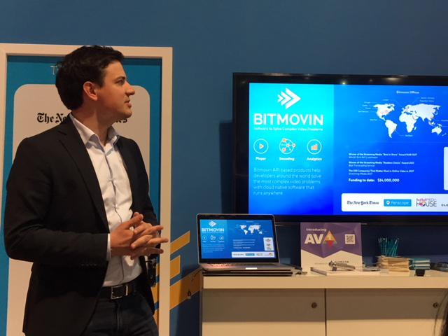 Bitmovin wins Iflix contract, highlights merits of AV1 at