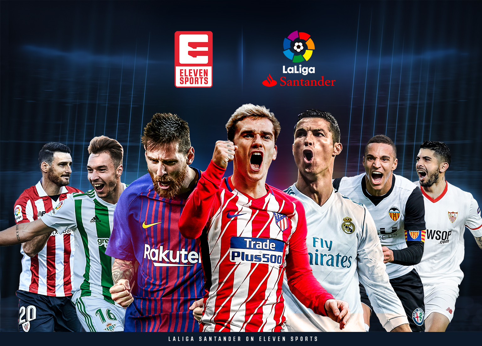 Eleven Sports shares La Liga rights in Poland with Canal+ ...