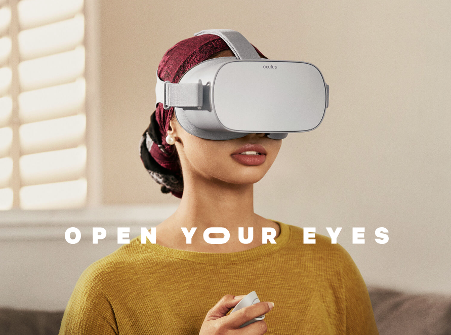 F8 2018: Oculus Go Available Now for $199