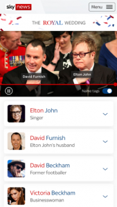 Sky News Royal Wedding Mobile 1 169x300