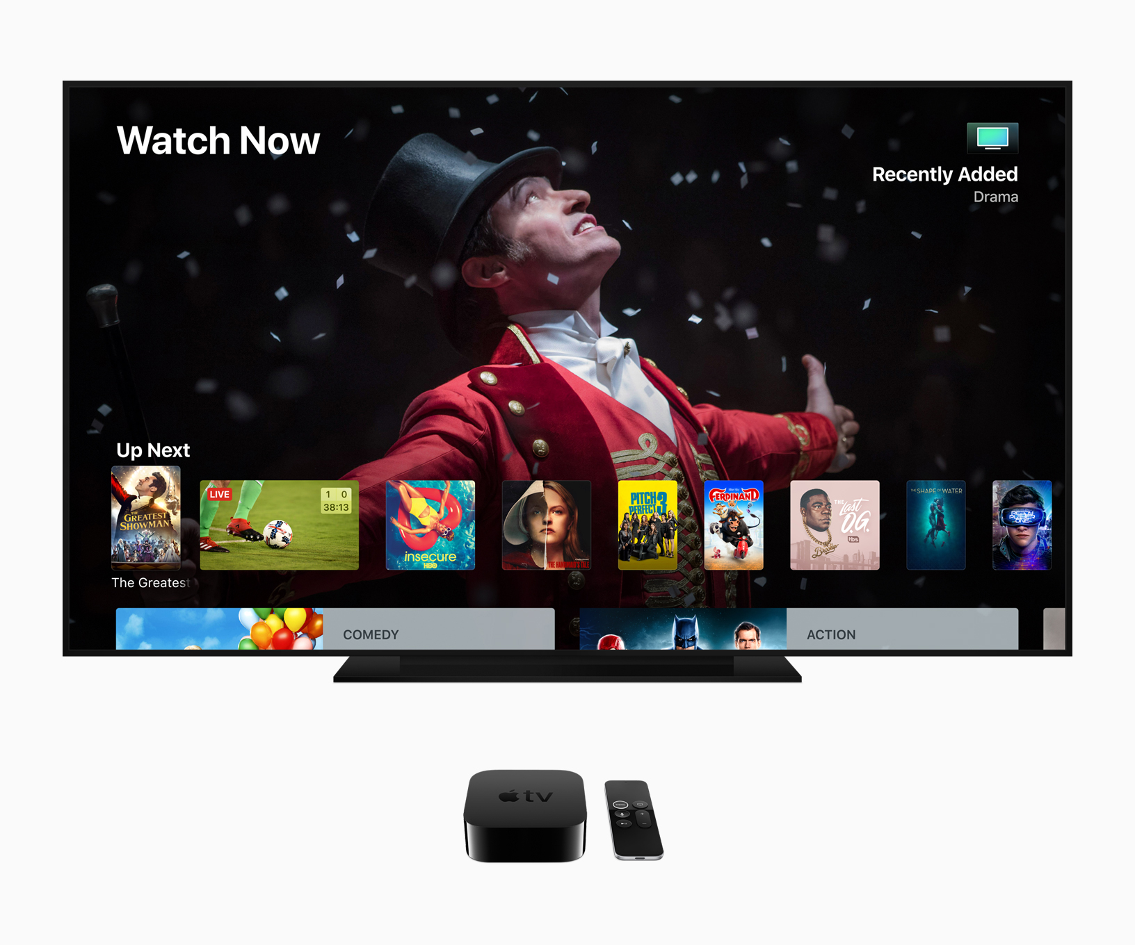Charter's Spectrum TV App Launches On Apple TV