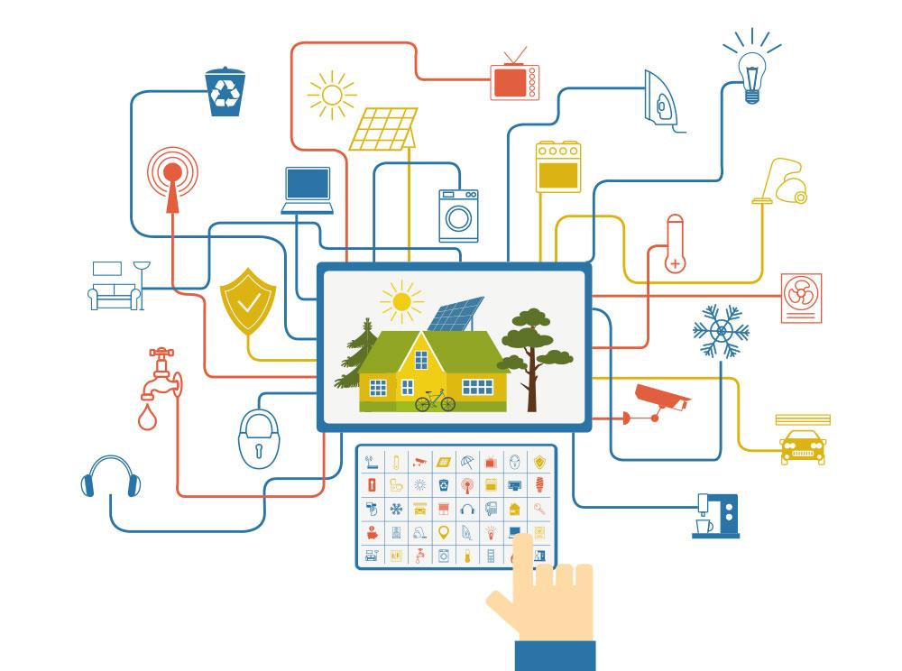 Apple battle for the smart home hub