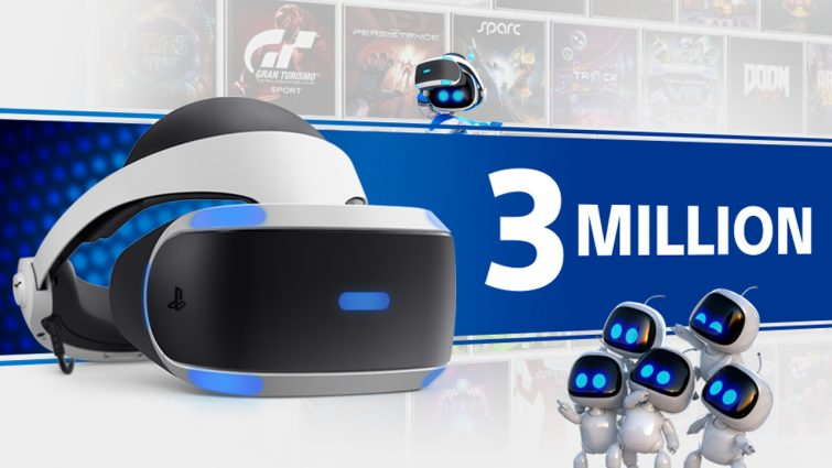 PlayStation 4 VR Headset to Debut at