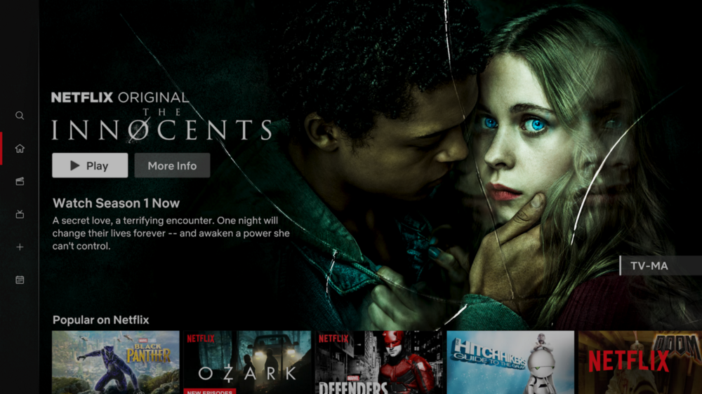 Netflix starts to experiment with HDR-enhanced UI – Digital