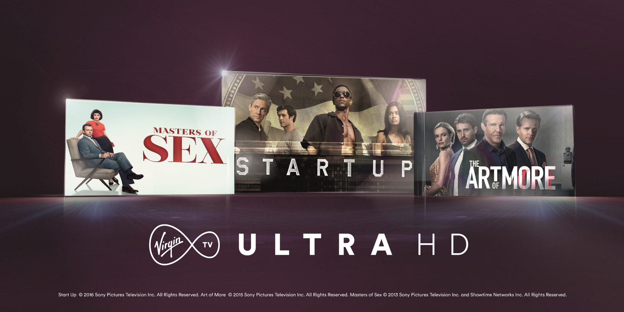 Virgin Media launches dedicated 4K channel