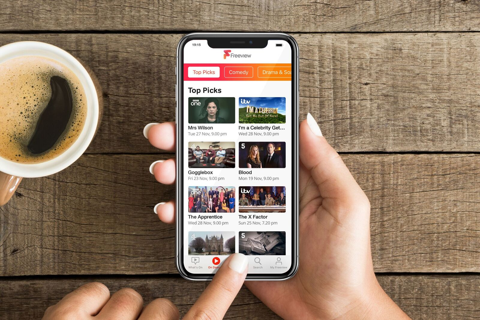 Freeview to launch 'one-stop-shop' app for UK television – Digital
