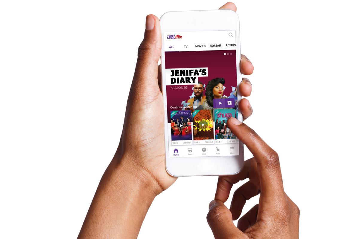 On-demand Africa – Digital TV Europe