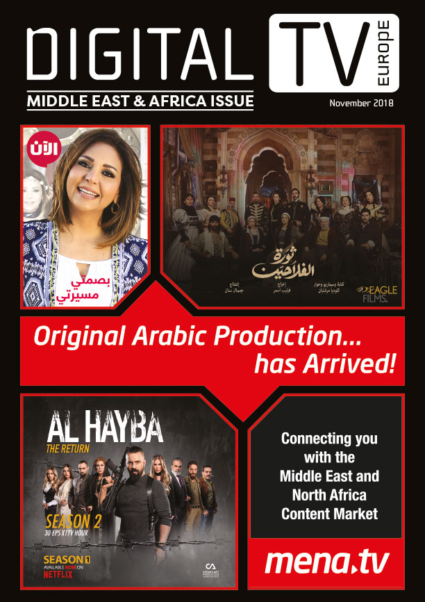 DTVE Middle East & Africa 2018 issue – Digital TV Europe