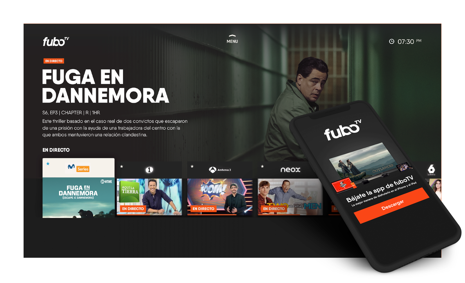 FuboTV launches in Spain – Digital TV Europe
