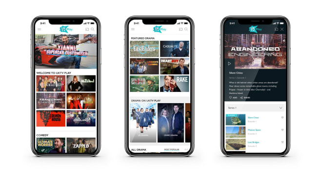 UKTV updates on-demand app – Digital TV Europe