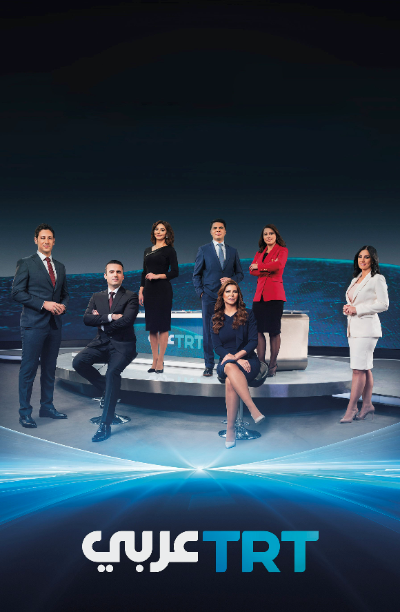 Turkey's TRT Today launches Arabic service in HD with Globecast
