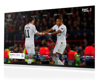 Altice France launches RMC Sport app on LG smart TVs