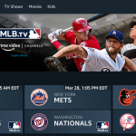 MLB TV launches on Amazon Prime Channels – Digital TV Europe