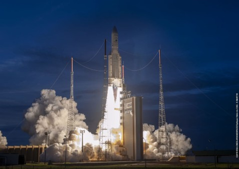 Eutelsat 7C takes off – Digital TV Europe