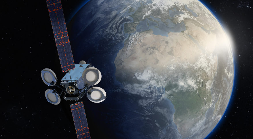Israel's Spacecom looks to rebound from rough patch with Africa satellite