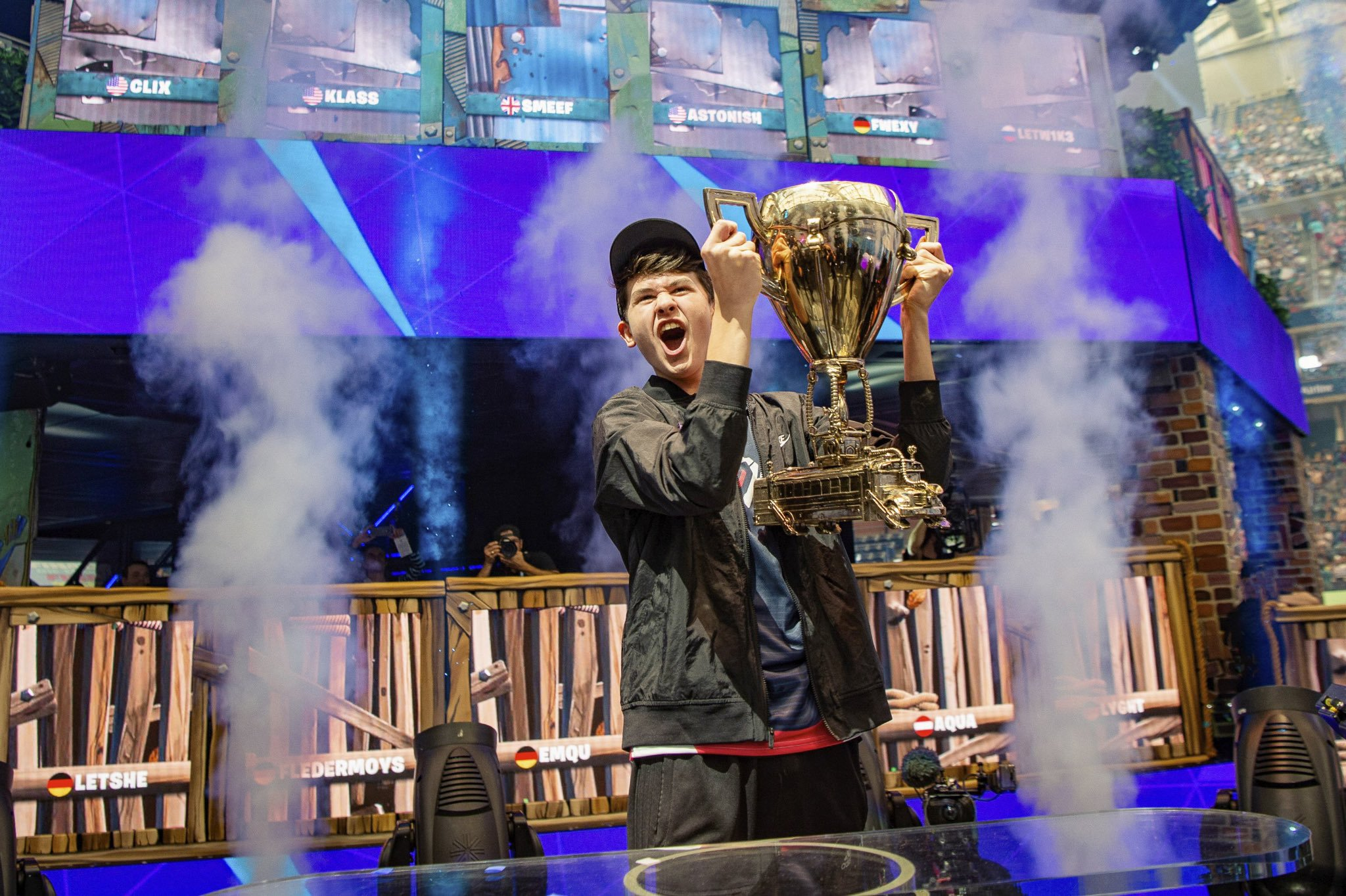 Fortnite World Cup 2019 Finals attract 20m viewers ...