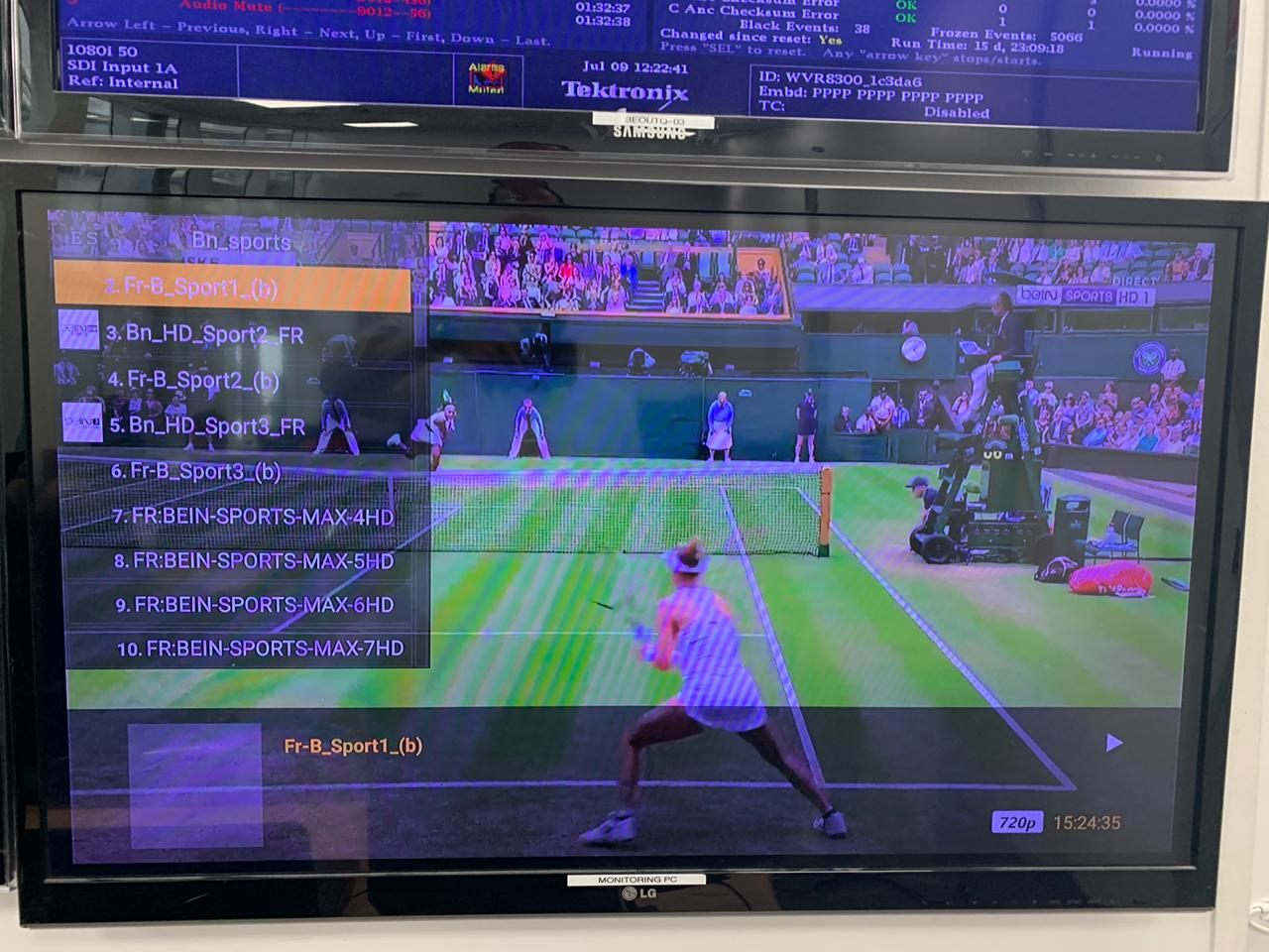 Wimbledon joins chorus of boos for BeoutQ – Digital TV Europe