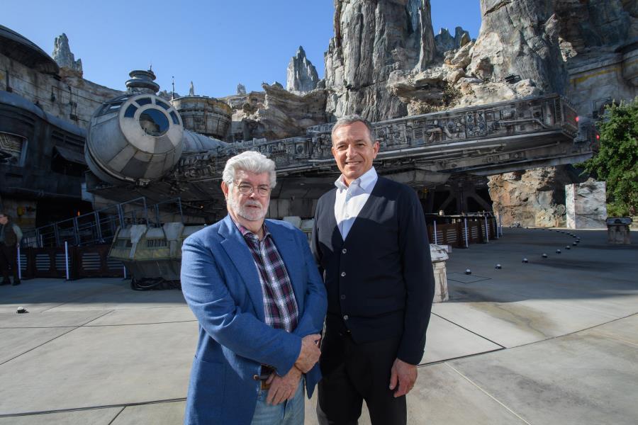 Disney chief Iger exits Apple board of directors
