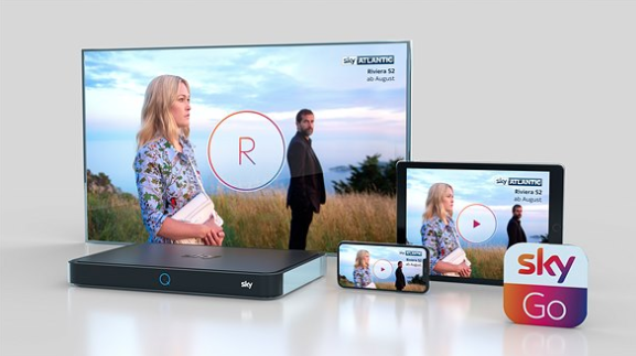 Panasonic smart tv sky go app