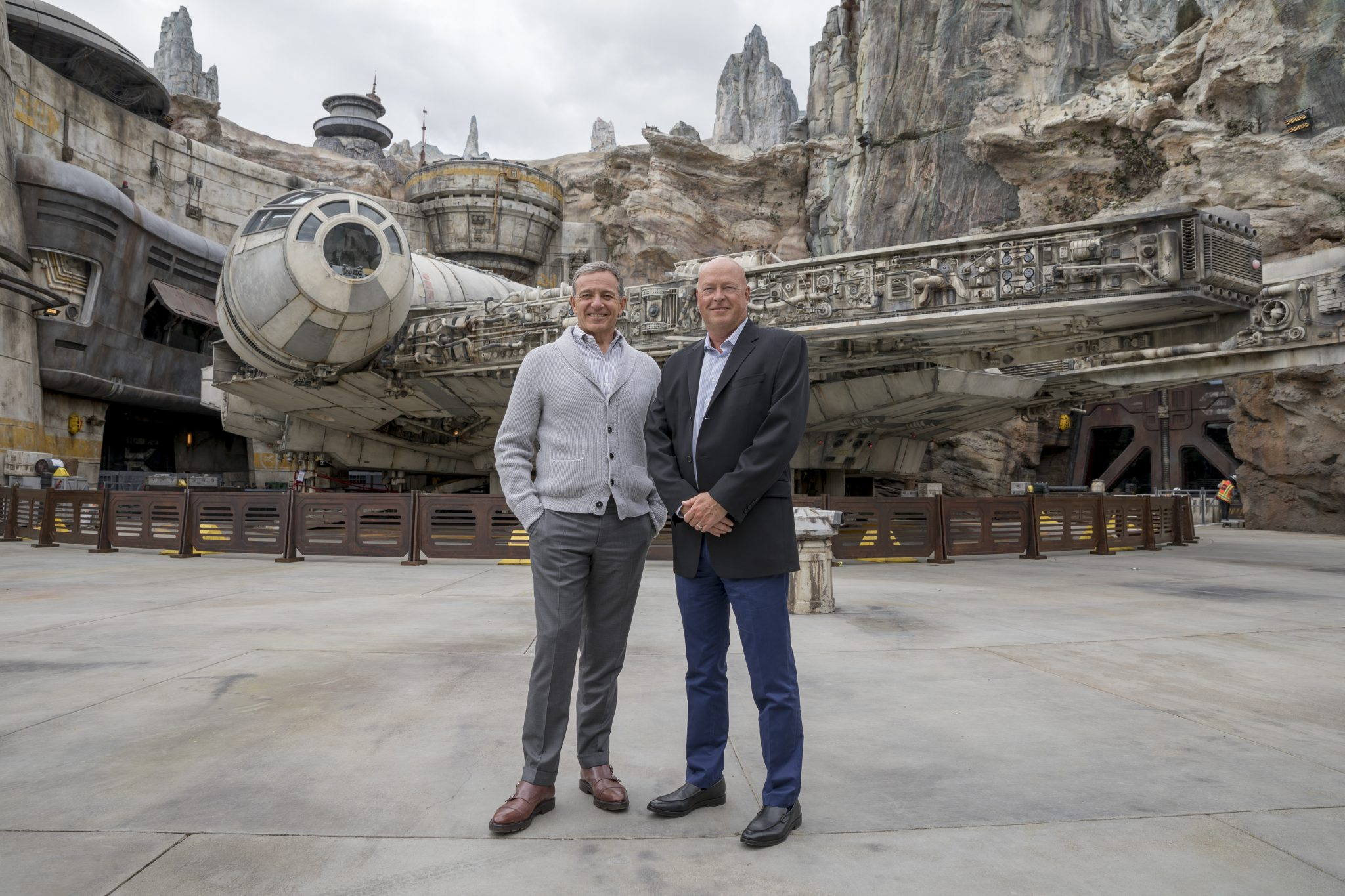 Bob Iger steps aside as Disney CEO, hands off to company insider