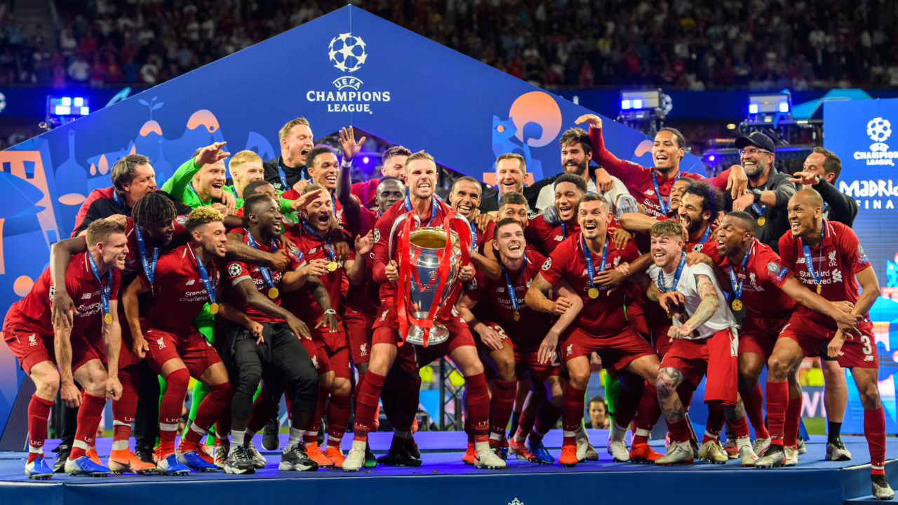 TV4, C More and MTV to broadcast Champions League in Sweden and Finland
