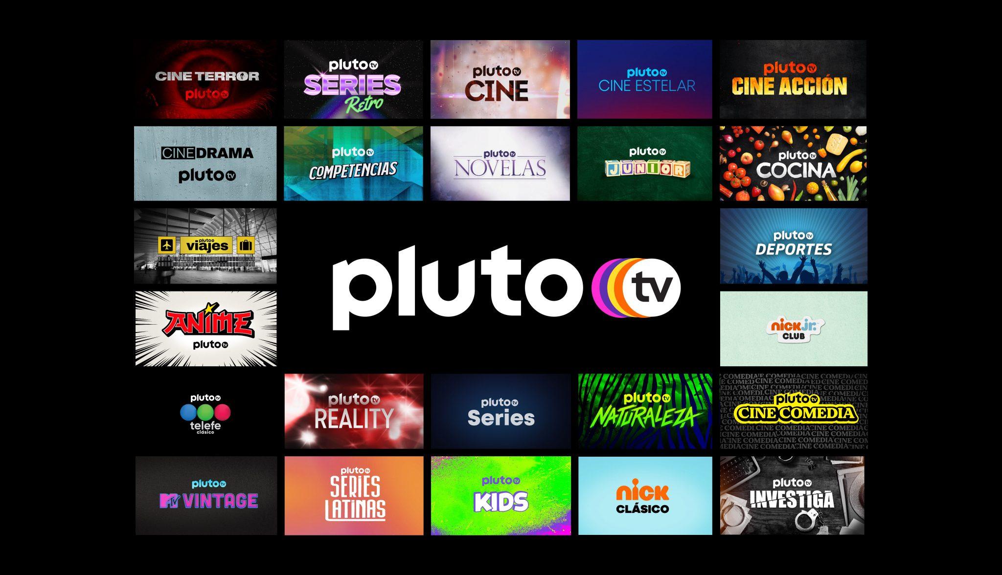 Pluto Tv Senderliste