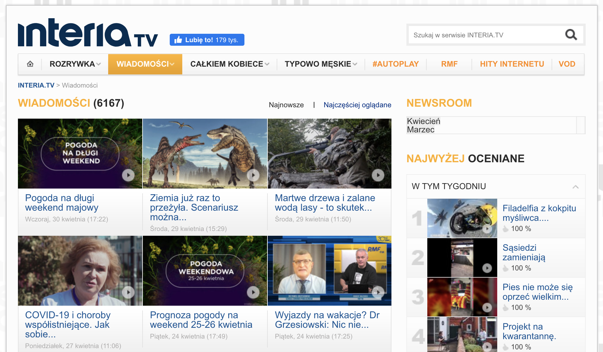 Polsat to acquire Polish web portal Interia