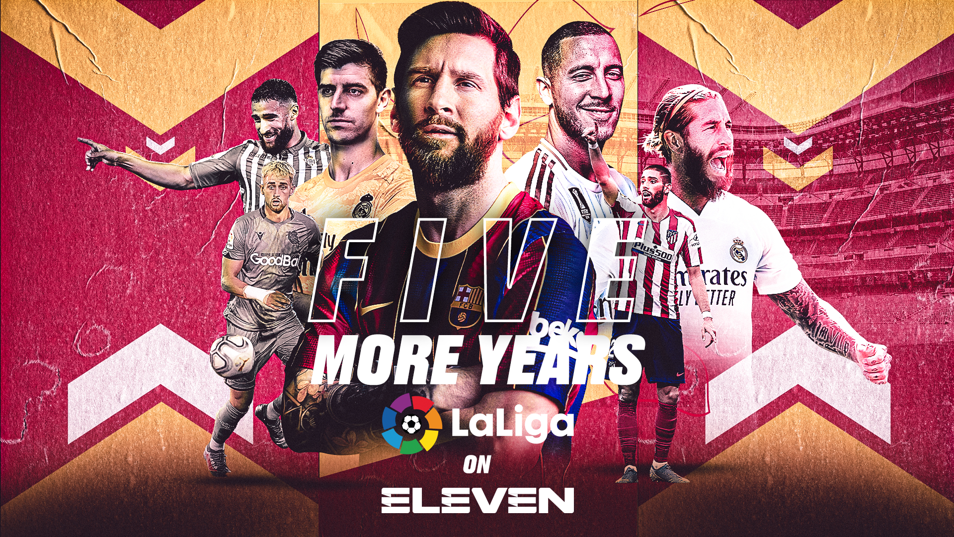 Eleven Sports Poland to share La Liga rights with Canal+