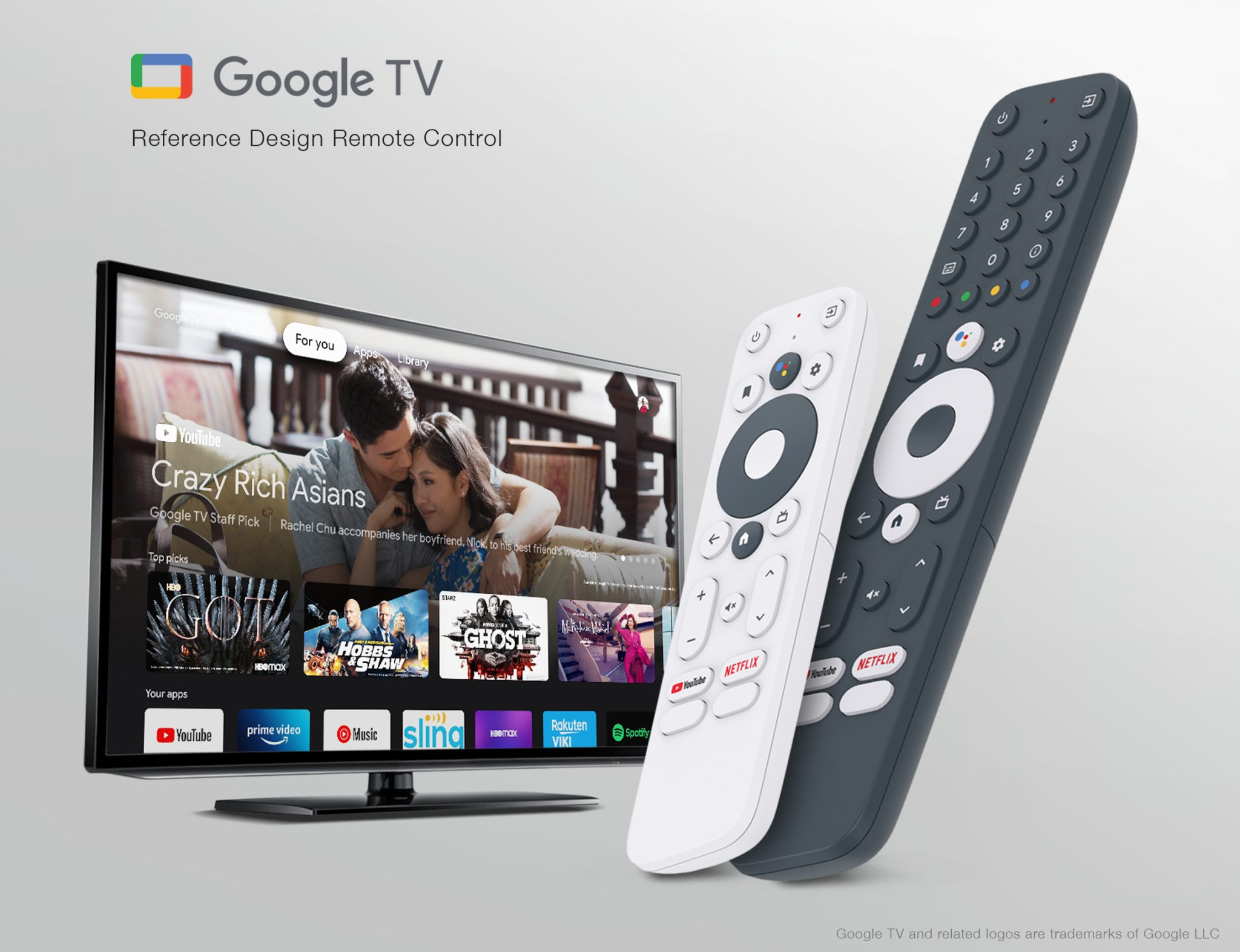 Ohsung unveils new Android TV remote control reference designs