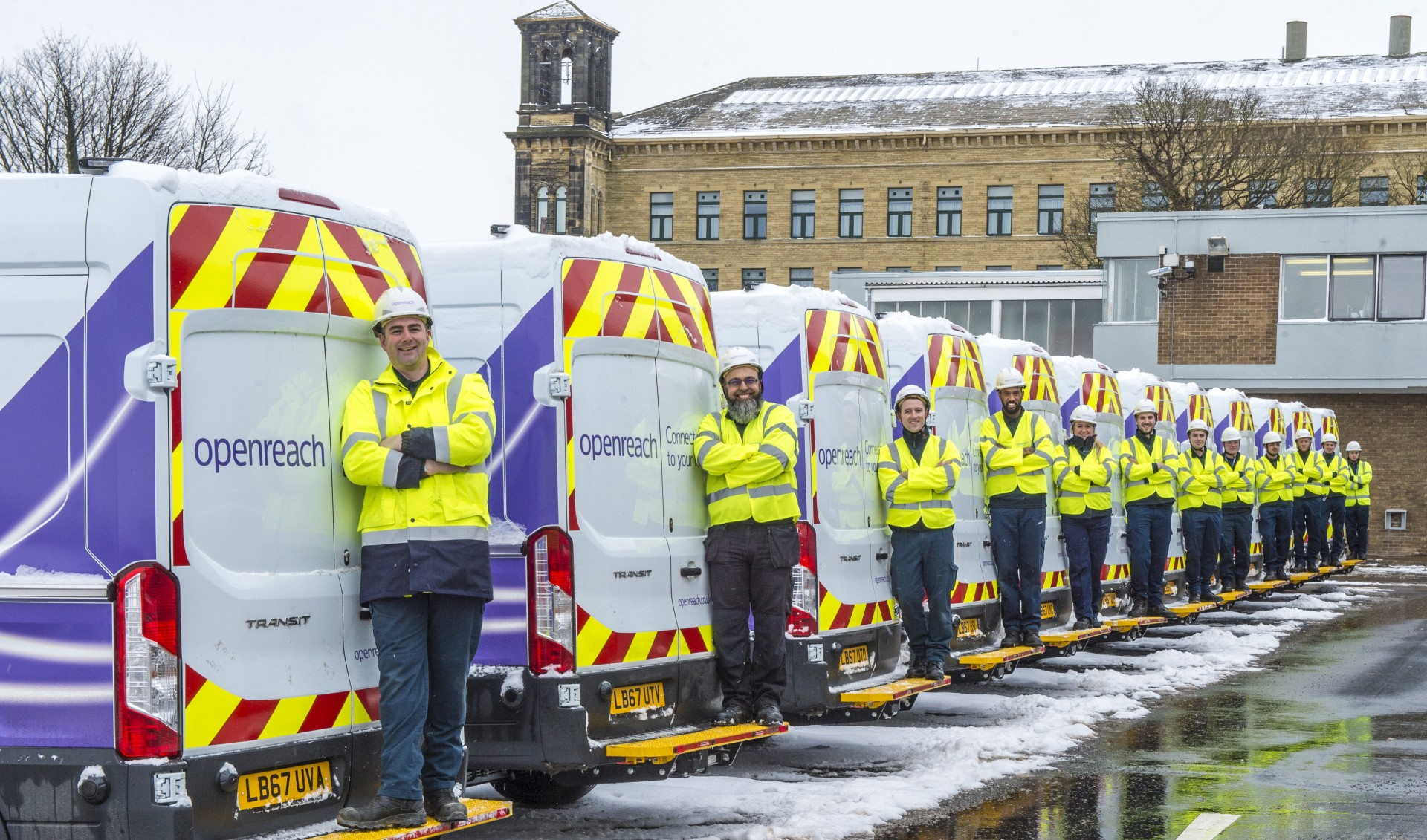 Openreach to ramp up full-fibre build after Ofcom ruling