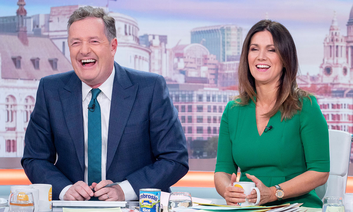 Piers Morgan's anti-Meghan rant becomes Ofcom's most complained about moment ever