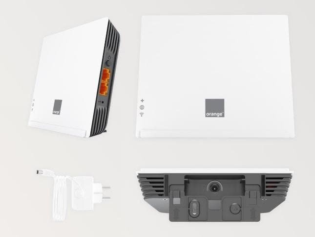 Orange France launches mesh Wi-Fi repeater
