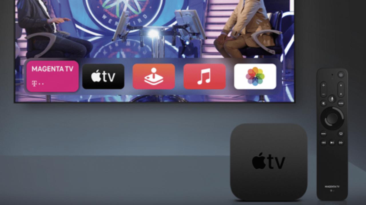 Magenta TV to launch on Apple TV – Digital TV Europe